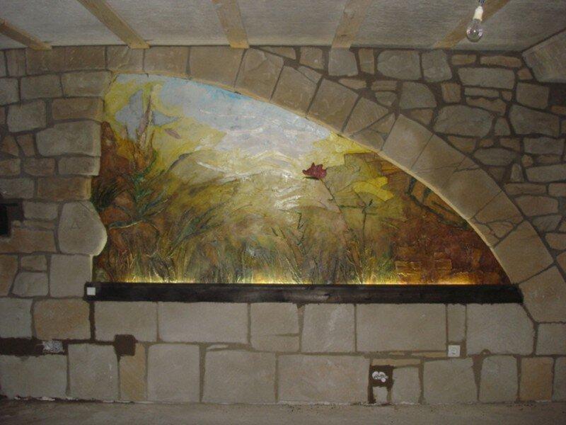 DECORACION paredes Decoraciones Revestimientos rusticos fachadas