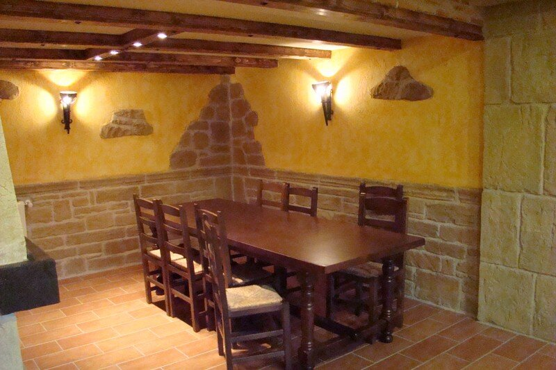 Como decorar una bodega rustica awesome cool originales - Como decorar una bodega ...