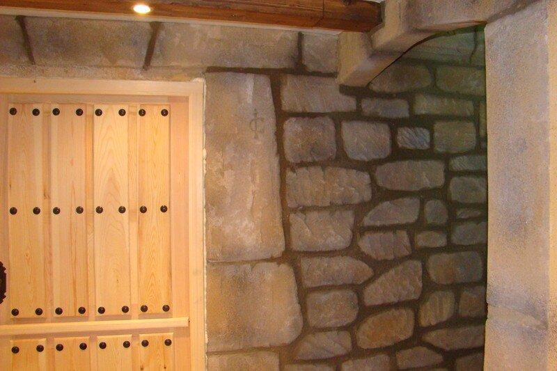 Decoracion con piedras en interiores consejos para for Plaqueta imitacion piedra para exterior