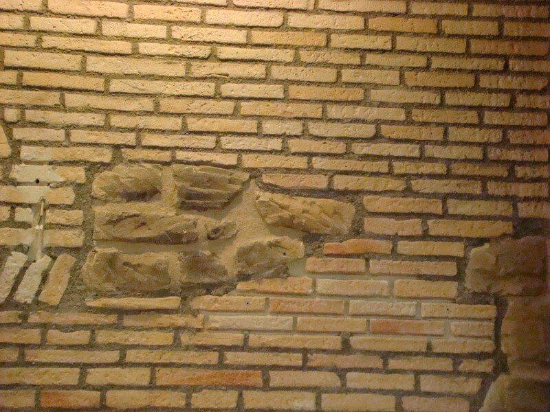 Paredes De Piedras Y Ladrillos   Decoraciones Revestimientos Rusticos  Fachadas IC Artesania