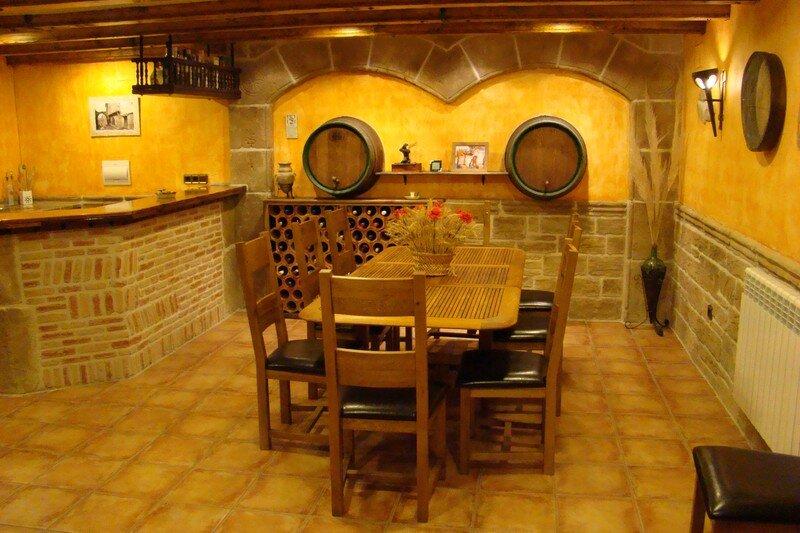 Fachadas de piedra y ladrillo rustico arena piedrin y otros materiales with fachadas de piedra - Bodegas rusticas decoracion ...