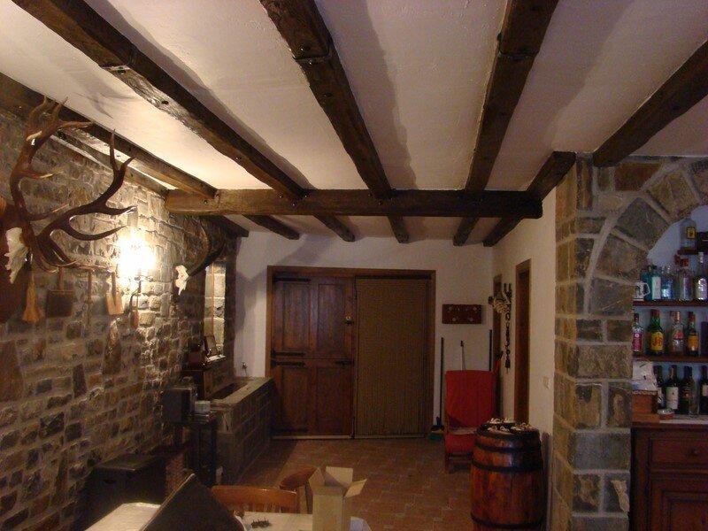 Techos rusticos de madera with techos rusticos de madera - Techos rusticos interiores ...