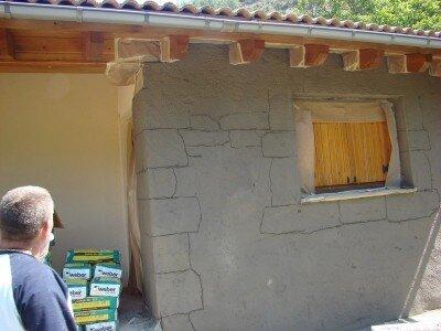 Revestimiento fachadas Decoracion Rustica Soluciones para